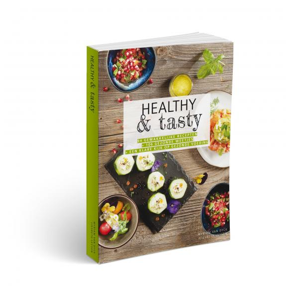 Kookboek Healthy & tasty softcover - 026